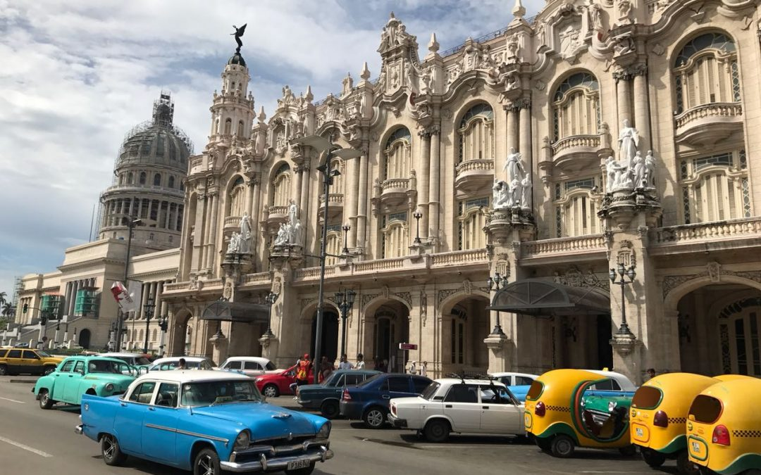 EL FASCINANTE VIAJE A CUBA