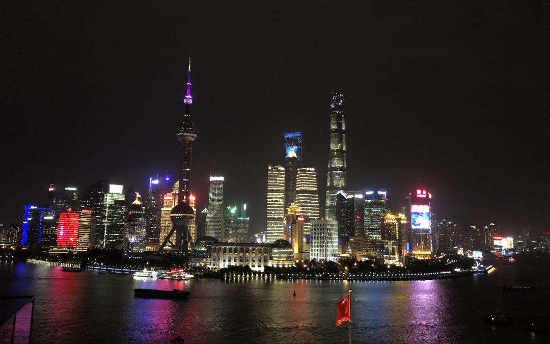 SHANGHAI: La magia del pasado y del futuro