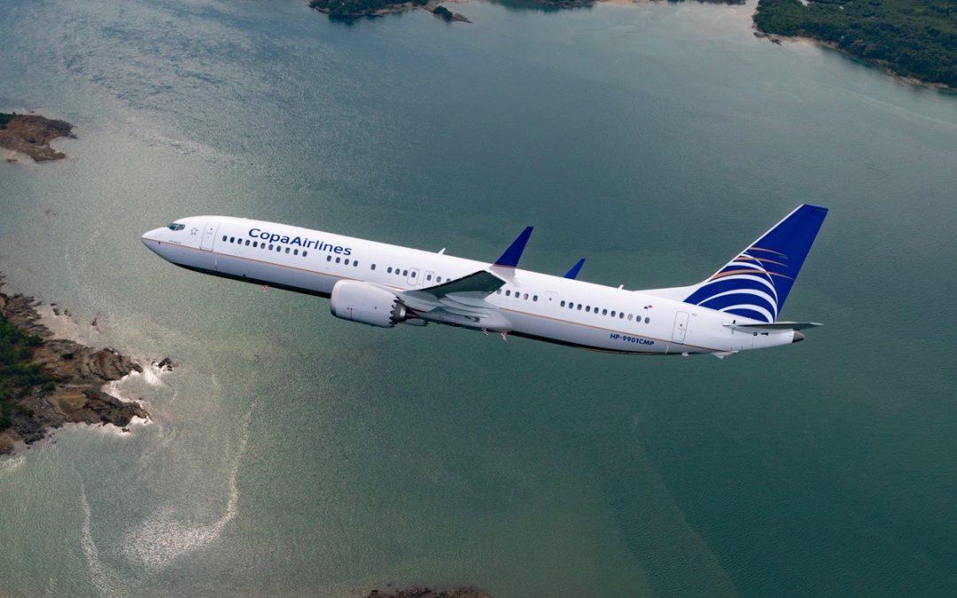 EL BOEING 737 MAX 9 | Joya de Copa Airlines