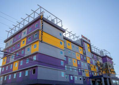 EN CALAMA | El hotel Modular Express