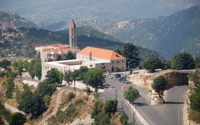 EN ANNAYA | El santuario de San Chárbel