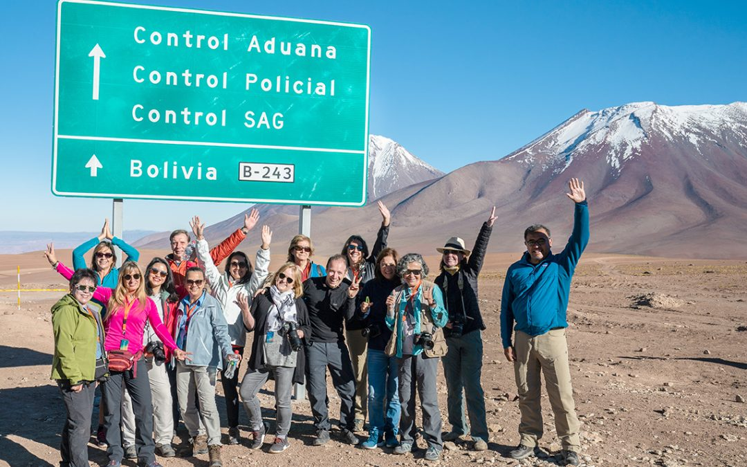 ALTIPLANO BOLIVIANO: La ingravidez de la tierra palpitante