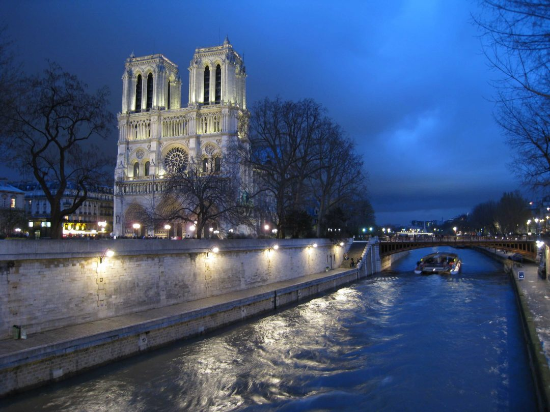 DESDE LEJOS | Tras el incendio de Notre Dame