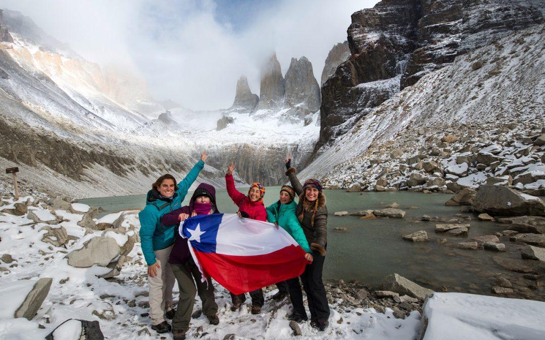 Circuito W : DesafÍo patagonia circuito w en torres del paine benditoplaneta