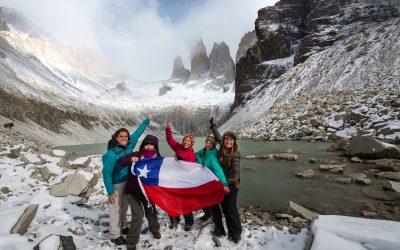 DESAFÍO PATAGONIA | Circuito W en Torres del Paine