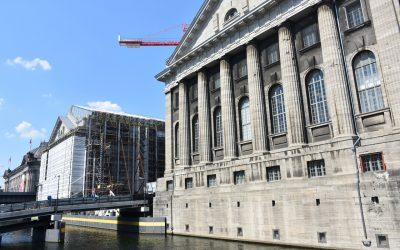 Alemania | Con Nefertiti en el Neues Museum