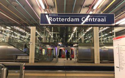 ROTTERDAM | Con la fuerza de Erasmo