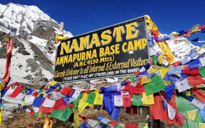 ANNAPURNA | Un oasis nevado en Nepal