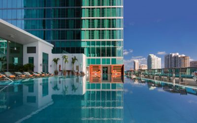 MARRIOTT MARQUIS MIAMI WORLD CENTER | Ad portas