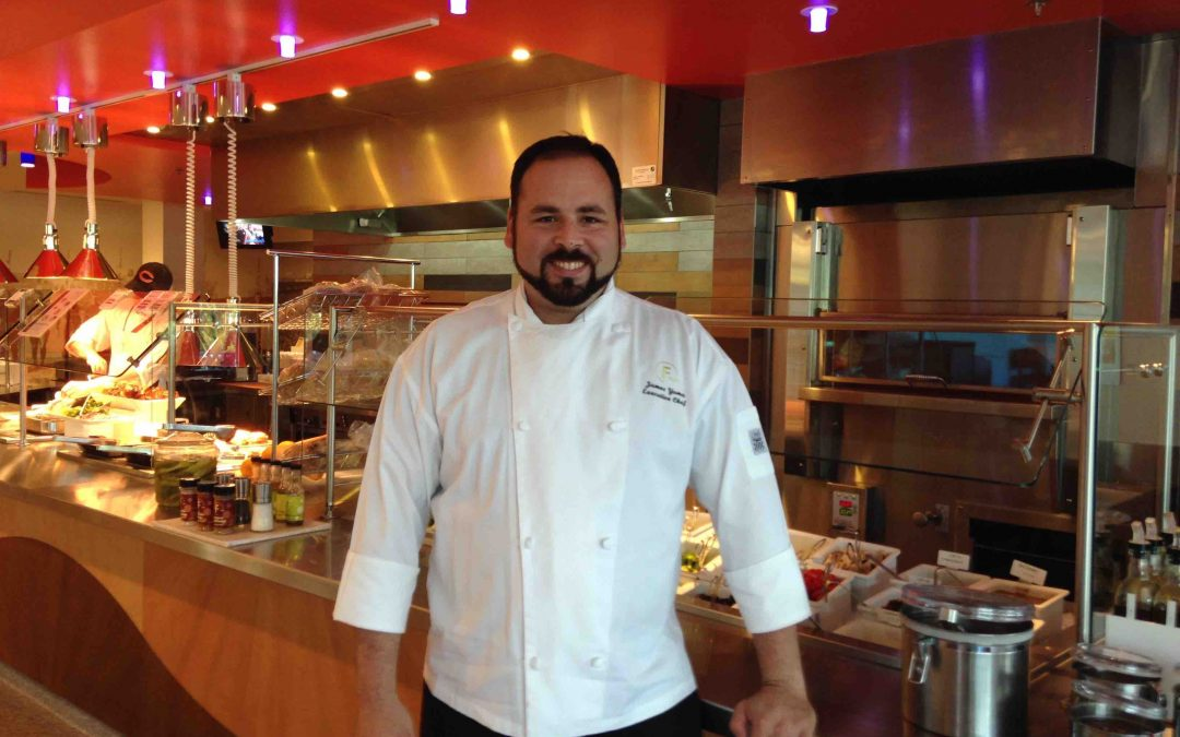James Yoma | Chef ejecutivo en Walt Disney World
