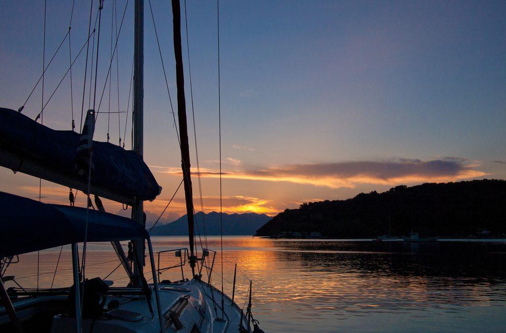 EN CRUCERO | Tres islas del mar Sarónico