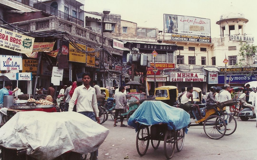 INDIA | Añorándola y acercándola