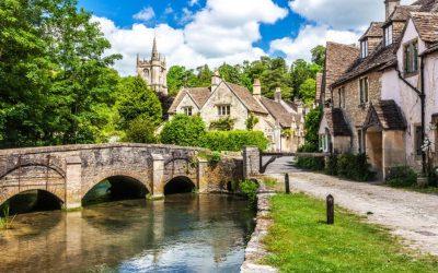 CASTLE COMBE | El pueblo más hermoso del Reino Unido