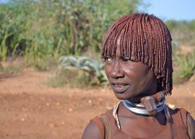 EN ETIOPÍA | Mi anédota con una mujer Hamer