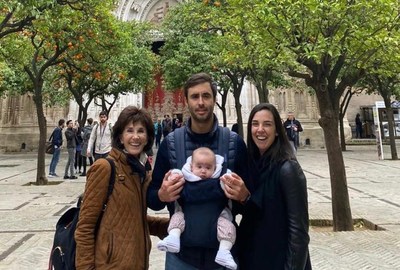 COMO EL POETA | Recuerdos de un patio en Sevilla