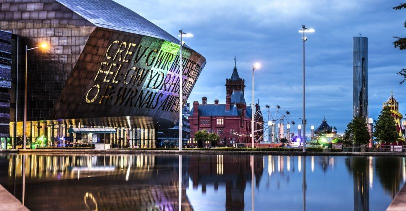 EN GALES | La transformación de Cardiff