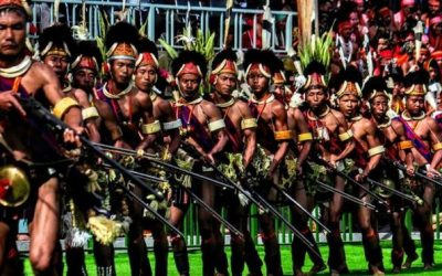 EN NAGALAND | El festival de Hornbill