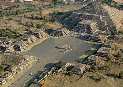 TEOTIHUACAN | Tesoro arqueológico de Mesoamérica