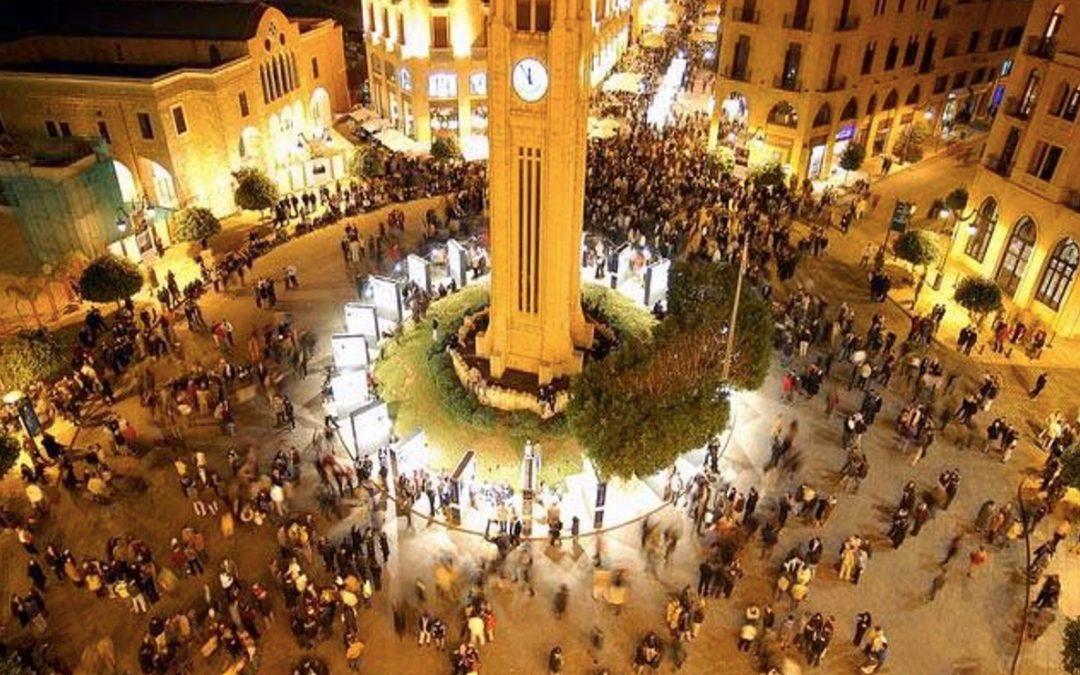 EL LIBANO   La guerra, la paz y los cedros